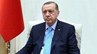 Cumhurbaşkanı Erdoğan'dan şehit ailesine taziye