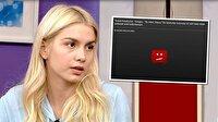 """Aleyna Tilki'nin """"Cevapsız Çınlama"""" adlı şarkısı, YouTube'dan kaldırıldı"""