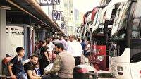 İstanbul boşalıyor