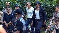 Obama ailesini Endonezya'da 650 asker korudu
