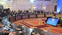 Astana 5 öncesi garantör ülkeler bir araya gelecek