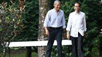 Obama Endonezya ziyaretinde
