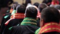 Görev yeri değişen 780 hakim ve savcının tam listesi