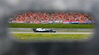 Formula 1 -Avusturya'da pole pozisyonu Mercedes pilotu Bottas'ın