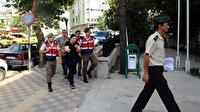 DHKP/C'li 3 terörist Yunanistan'a kaçarken yakalandı