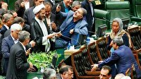 İranlı milletvekilleri Mogherini ile selfie çekti