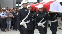 Şehit Polis Sinan Acar'a son veda yürek burktu
