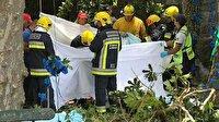 Portekiz'deki festival alanına ağaç devrildi: 11 ölü, 35 yaralı