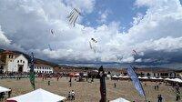 Kolombiya'da 42. Rüzgar ve Uçurtma Festivali başladı