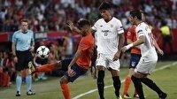 Sevilla: 2 Medipol Başakşehir: 2 maç özeti, golleri izle-Geniş özet izle