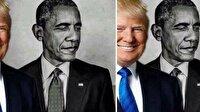 Trump'tan 'tutulma' paylaşımı