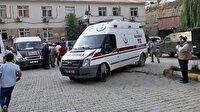 Şemdinli'de patlama: biri polis 4 yaralı