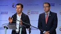 Kolombiya FARC'ın mal varlığını teslim alıyor