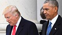Obama'dan Trump'a mektup
