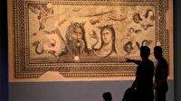 Zeugma Mozaik Müzesi bayramda yaklaşık 6 bin 605 kişiyi ağırladı