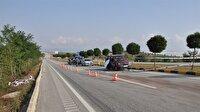 Kastamonu Yerel Haber: Kastamonu'da trafik kazası: 1 ölü, 2 yaralı