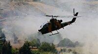 Tunceli'de terör operasyonu: 1 terörist etkisiz