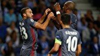 Porto: 1 Beşiktaş: 3 ÖZET -Geniş maç özeti ve golleri-Porto BJK özeti izle-Video