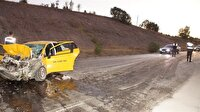 Ankara'da trafik kazası: 1 ölü, 1 yaralı! Son dakika Ankara haberleri