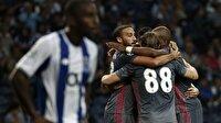 Porto: 1 Beşiktaş: 3 maç özeti golleri Beşiktaş'tan muhteşem başlangıç
