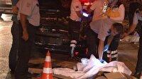 Ankara'da trafik kazası: 1 ölü, 4 yaralı! Ankara haberleri