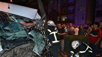Ordu Yerel Haber: Ordu'da iki minibüs çarpıştı: 5 yaralı