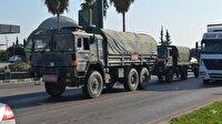 Hatay'da askeri araç sevkiyatı-Hatay haberleri