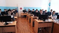 TİKA'dan Ukrayna'ya eğitim desteği