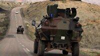 Hakkari'de askeri araca tuzak: 1 şehit