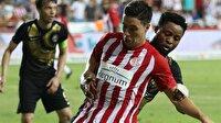 Antalyaspor Osmanlıspor maç özeti ve golleri izle-25 Eylül