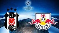 Beşikaş Leipzig maçı canlı izle-Kara kartal devler liginde galibiyet arıyor