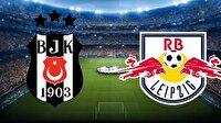 Beşiktaş Leipzig canlı izle- maçta ikinci yarı sürüyor