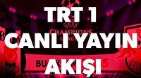 TRT 1 CANLI yayın izle! TRT 1 yayın akışı! Beşiktaş Leipzig TRT 1 CANLI