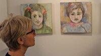 Paris'te Türk sanatçılardan resim sergisi