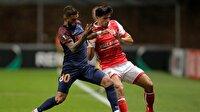 Braga Medipol Başakşehir maç özeti ve golleri izle-Geniş özet
