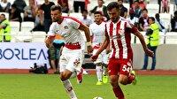 Demir Grup Sivasspor: 3 - Antalyaspor: 1 maç özeti ve golleri burada!