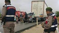 Çankırı'da düğün dönüşü kaza: Damat öldü gelin ağır yaralı