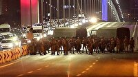 Vatan haini FETÖ'cü komutan Türk bayrağı taşıyanlara sıkın emri vermiş