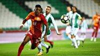 Atiker Konyaspor: 0 - Galatasaray: 2  Maç özeti izle-Maç özetleri