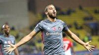 İşte Cenk Tosun'un Monaco'ya attığı goller-Video