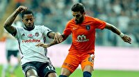Beşiktaş: 1 Medipol Başakşehir: 1 maç özeti ve golleri