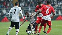 Beşiktaş 1-1 Monaco (Geniş Özet)