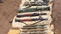 Hakkari, Tunceli ve Şırnak'ta 54 terörist etkisiz hale getirildi