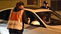 Ankara'da aranan 601 kişi yakalandı