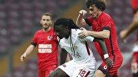 Hazırlık maçı- Galatasaray: 3 Ümraniyespor: 2