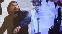Balona röveşata atan adam hastaneye kaldırıldı
