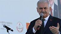 Başbakan Yıldırım müjdeyi verdi: Cizre-Şırnak yolu seneye açılıyor