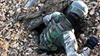 Tunceli'de terör operasyonunda 4 el yapımı patlayıcı ele geçirildi