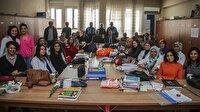 İBB zabıta şehit öğretmen Necmettin Yılmaz'ın ailesini unutmadı
