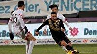 Osmanlıspor: 2  - Gençlerbirliği: 0 maç özeti ve golleri izle-24 Kasım